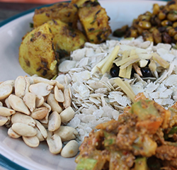 Why do you need to revive 'traditional' Nepali food? How can you do it?