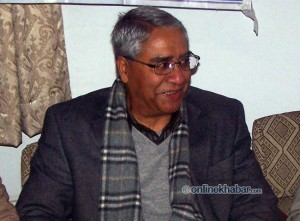 Deuba accuses NC brass of monopoly in active membership distribution