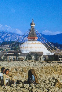 Photos that teleport to greener, cleaner Kathmandu