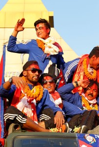 SAG heroes in Kathmandu: Five photos that will remain in memory for long time