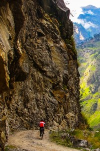 In 6 photos: Cycling through the Annapurna region