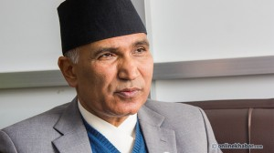Paudel off to Singapore to meet PM