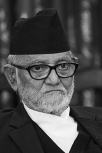 Nepali Congress President and former Prime Minister Koirala no more
