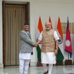 Why did India want Oli to continue as Nepal PM?
