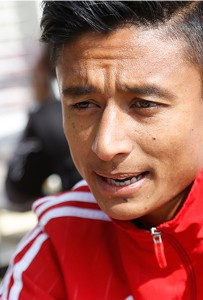 Nepali Football's new Heartthrob Nawayaug on Life, Love and the Beautiful Game