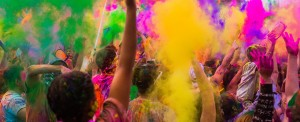 With different colours, Holi brings different feelings to different people
