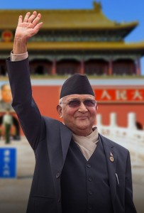 Nepal's PM Oli to meet Chinese counterpart on March 21