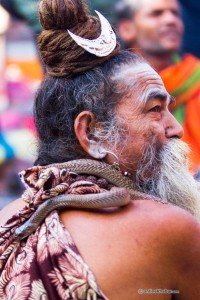 In pictures: Celebrating the Lord's birthday at Pashupatinath