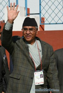 After 19 years, a non-Koirala is Congress president
