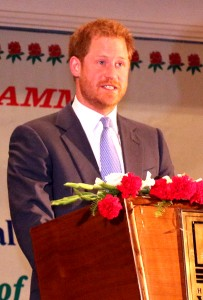 Nepal trip is personal too: Prince Harry