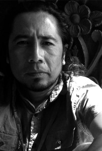 Nepal and Latin America are oceans apart, yet similar in many ways, says Mayan artist