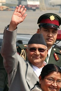 PM Oli leaves for China, oil import agreement not the agenda of his week-long visit