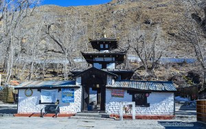 Muktinath temple in Mustang reopens to visitors