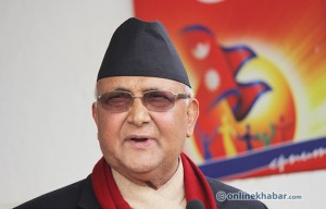Nepal PM Oli lauds late UML leader Dhakal's contribution to constitution-making process