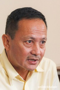 Was impressed with Bhattarai, so joined Naya Shakti: Former Kathmandu Traffic Police chief Ganesh Rai