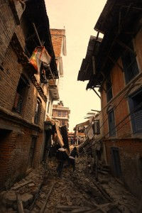 Nepal quake only sped up the clock, historic quarters in Kathmandu were dying already