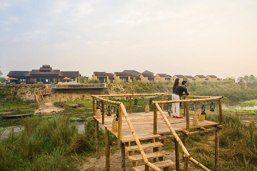Meghauli Serai Jungle Lodge by Taj Safaris opens in Chitwan