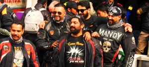 8th Annual Poker Run: Tribute to one of Nepal's roughest visionary riders