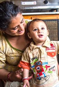 Nepal quake's 'Miracle Baby': Mum wants to make him a doc who can do miracles