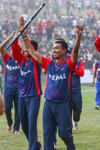 Nepal vs Namibia: The match summed up in four photos
