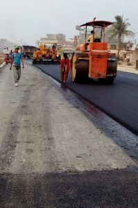 As the current fiscal nears its end, Department of Roads rolls out 'black carpet' for citizens