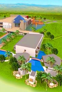 Sneak peak: A new five-star resort is coming up in Lumbini. Tiger Palace is its name