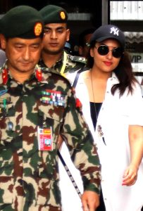 Sonakshigate: Nepal Army says it did not breach any rules
