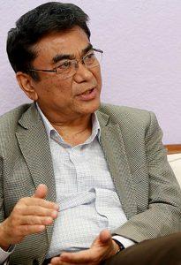 Nepal-China transit treaty is the most important achievement of my tenure: Mahesh Maskey