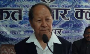 Bijukchhe misquotes Indian ex-spy on India's alleged Tarai plans
