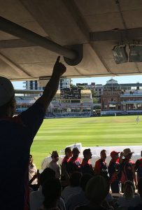 Nepal's victory over MCC: Match summed up in four key moments