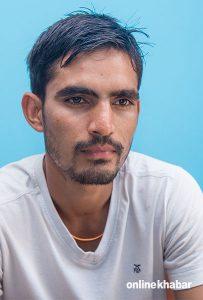 Sunil Dhamala: He is an opening batsman, and he likes Sehwag