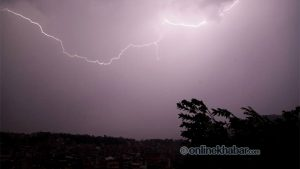 3 killed in lightning incidents across Nepal