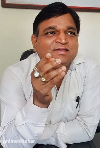 Prachanda should have written to Mahanta, not Modi: Brijesh Gupta