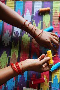 In Nepal's Palpa, a woman entrepreneur weaves her dreams