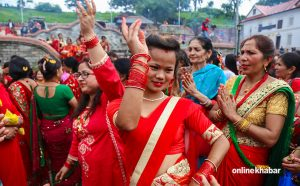 Is Teej a women's festival? For some, it's 'of men, by men, for men'