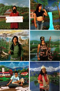 The story of Nepali women who broke all the rules