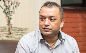 Gagan Thapa: Govt, opposition should be on the same page about Biplav
