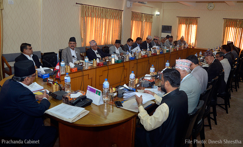 Constitution Amendment: Nepal govt approves proposal, registers in ...