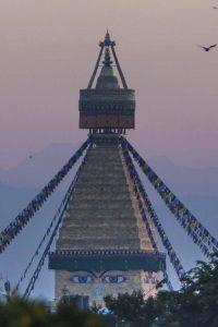 Kathmandu's Bouddhanath rises again to full glory