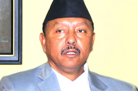 Did Irrigation Minister Dipak Giri misappropriate Rs 30 million meant for Dang constituency 5?