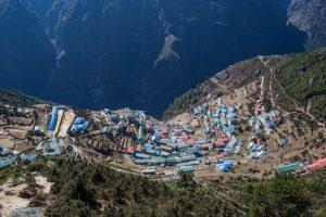 Hotels in Namche, gateway to Everest, shut indefinitely
