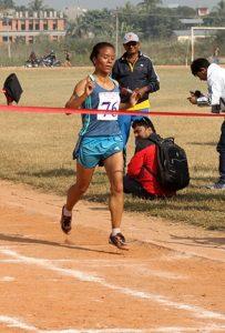 Kanchi Maya Koju: The loneliness of a medium-distance runner