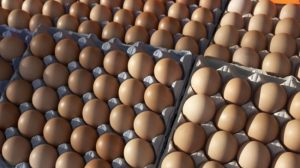 Consumers complain egg prices go up as traders' will