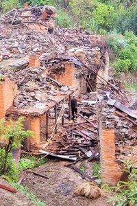 Nepal Earthquake: Reconstruction is off the mark in worst-hit district
