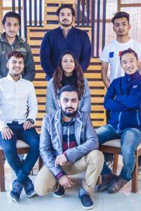 The story of startup managing offline logistics for online shops in Kathmandu