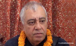 Shashanka Koirala: No one except me can defeat Deuba