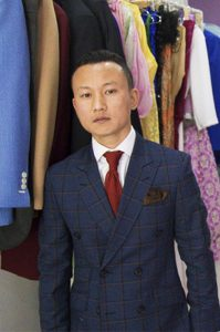 Ajay Gurung: Choosing the right fabric for a global brand