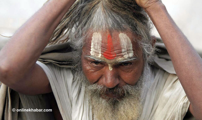 Mahashivaratri in pictures: Getting high with Sadhus
