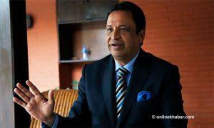 Binod Chaudhary tests positive for coronavirus