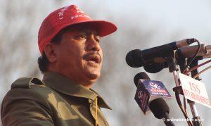 Arrest warrant for Biplav in Bhojpur